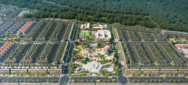 Gem Sky World làm sôi động thị trường bất động sản khu Đông TP.HCM - Ảnh 2.