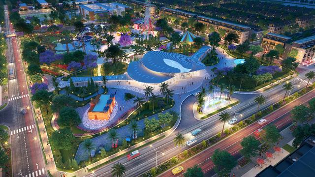 Gem Sky World làm sôi động thị trường bất động sản khu Đông TP.HCM - Ảnh 4.