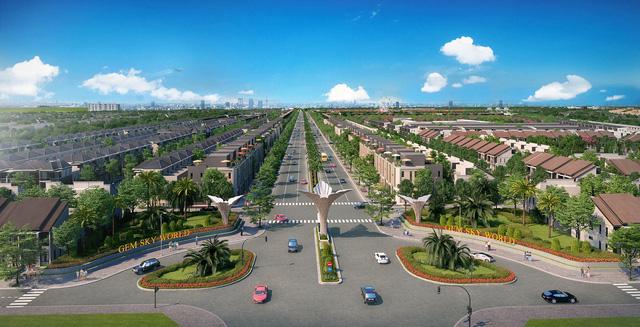 Ngầm hóa hệ thống hạ tầng tại khu đô thị Gem Sky World - Ảnh 3.
