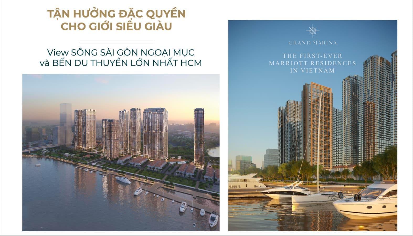 Grand Marina Sài Gòn